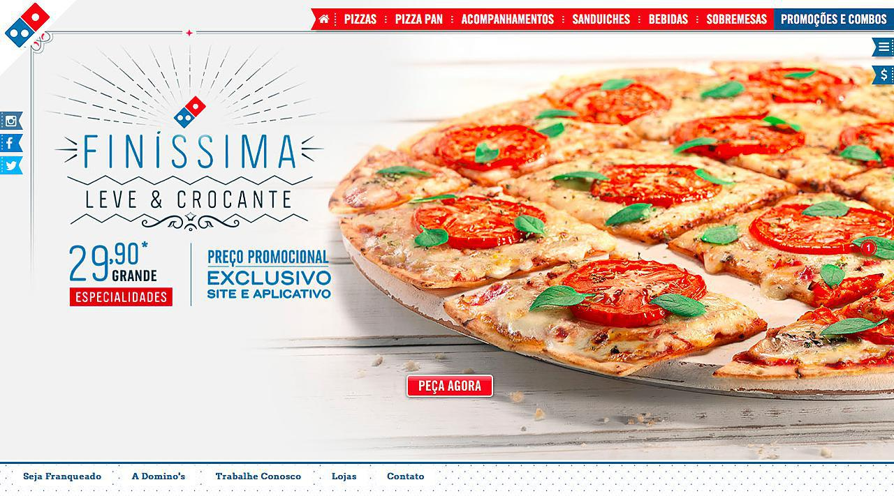 Domino's Pizza Brazil