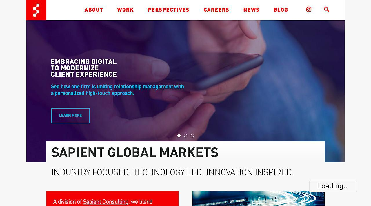 Sapient Global Marketing