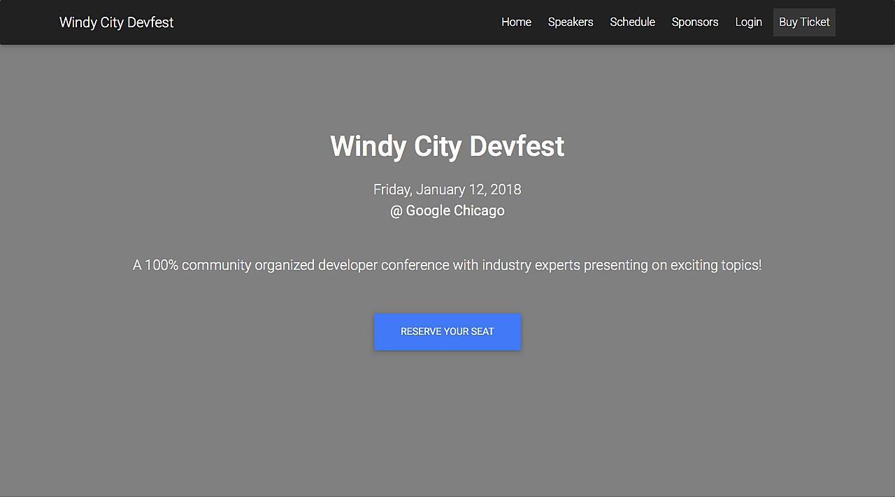 Windy City Devfest